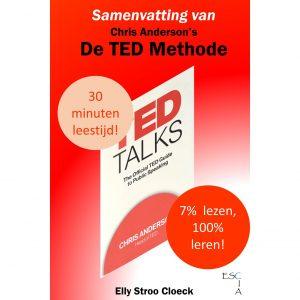 Samenvatting De TED methode